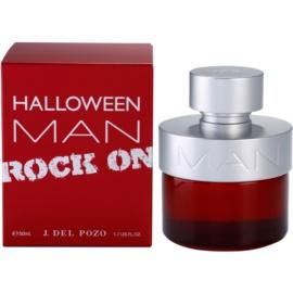 Jesus Del Pozo Halloween Man Rock On туалетна вода для чоловіків 50 мл
