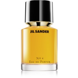 Jil Sander No.4 Eau de Parfum für Damen 100 ml