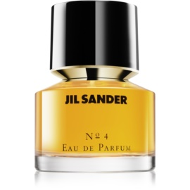 Jil Sander No.4 Eau de Parfum für Damen 30 ml