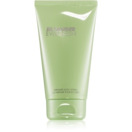 Jil Sander Evergreen Körperlotion für Damen 150 ml