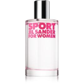 Jil Sander Sport Woman Eau de Toilette voor Vrouwen  50 ml