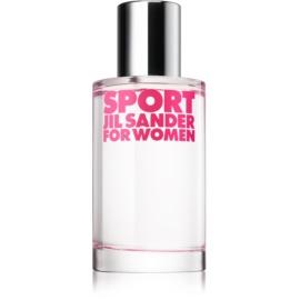 Jil Sander Sport for Women Eau de Toilette für Damen 30 ml