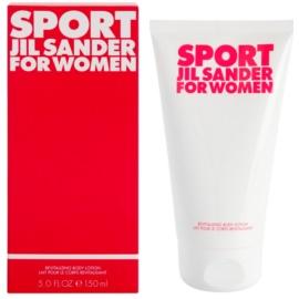 Jil Sander Sport Woman losjon za telo za ženske 150 ml