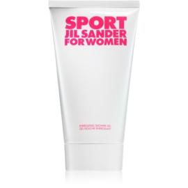 Jil Sander Sport Woman tusfürdő nőknek 150 ml