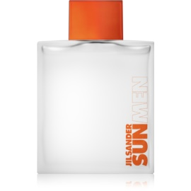 Jil Sander Sun for Men Eau de Toilette voor Mannen 125 ml