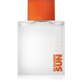 Jil Sander Sun for Men Eau de Toilette voor Mannen 75 ml