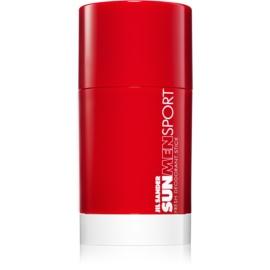 Jil Sander Sun Sport for Men desodorizante em stick para homens 75 ml