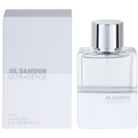 Jil Sander Ultrasense White Eau de Toilette für Herren 60 ml