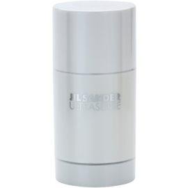 Jil Sander Ultrasense White Deodorant Stick voor Mannen 75 ml
