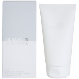 Jil Sander Ultrasense White Douchegel voor Mannen 150 ml