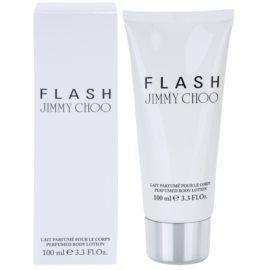 Jimmy Choo Flash tělové mléko pro ženy 100 ml