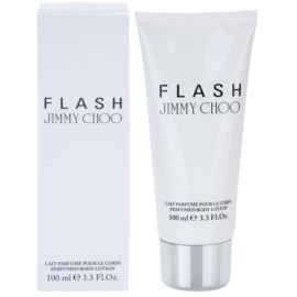 Jimmy Choo Flash leche corporal para mujer 100 ml