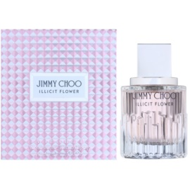 Jimmy Choo Illicit Flower eau de toilette para mujer 40 ml
