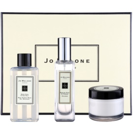 Jo Malone Fragrance layering Collection Gift Set I. Cologne 30 ml + Body Lotion 50 ml + Shower Gel 100 ml