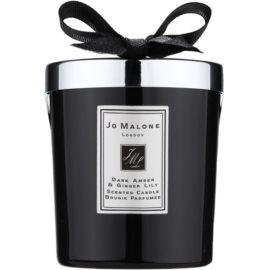 Jo Malone Dark Amber & Ginger Lily vonná svíčka 200 g