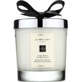 Jo Malone Lime Basil & Mandarin vonná svíčka 200 ml