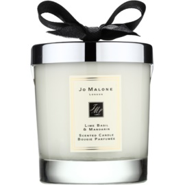Jo Malone Lime Basil & Mandarin vela perfumado 200 ml