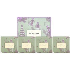 Jo Malone Marthe Armitage Soap Collection Geschenkset I. Lime Basil & Mandarin + Pomegranate Noir + English Pear & Freesia + Blackberry & Bay Seife 4 x 50 g