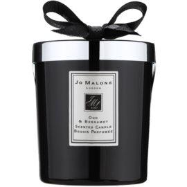 Jo Malone Oud & Bergamot ароматизована свічка  200 мл