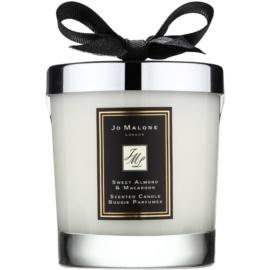 Jo Malone Sweet Almond & Macaroon ароматизована свічка  200 гр