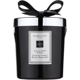 Jo Malone Velvet Rose & Oud ароматизована свічка  200 гр