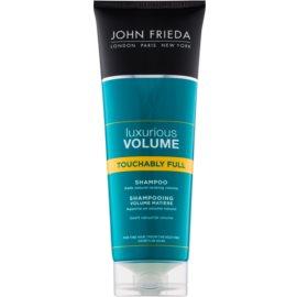John Frieda Luxurious Volume Touchably Full szampon do zwiększenia objętości  250 ml