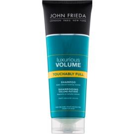 John Frieda Luxurious Volume Touchably Full Shampoo für mehr Volumen  250 ml
