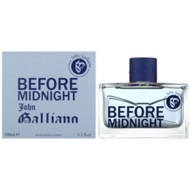 John Galliano Before Midnight After Shave Lotion for Men 100 ml