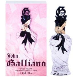 John Galliano Eau De Toilette Eau de Toilette pentru femei 40 ml