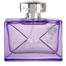 John Galliano Parlez Moi d'Amour Encore Eau de Toilette for Women 50 ml