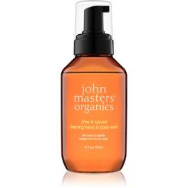 John Masters Organics Lime & Spruce   473 ml