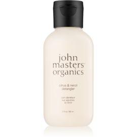 John Masters Organics Citrus & Neroli Conditioner für normales und feines Haar  60 ml