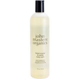 John Masters Organics Blood Orange & Vanilla sprchový gél  473 ml