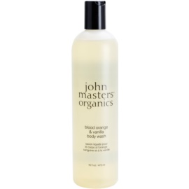John Masters Organics Blood Orange & Vanilla sprchový gél  473 ml