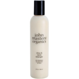 John Masters Organics Citrus & Neroli Conditioner für normales und feines Haar  236 ml