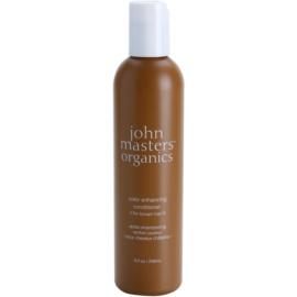 John Masters Organics Color Enhancing hajszínélénkítő kondicionáló barna hajra  236 ml