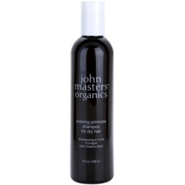 John Masters Organics Evening Primrose sampon száraz hajra  236 ml