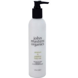 John Masters Organics Geranium & Grapefruit Body Lotion  236 ml