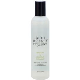 John Masters Organics Geranium & Grapefruit Duschgel  236 ml
