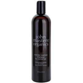 John Masters Organics Lavender Rosemary sampon pentru par normal  473 ml