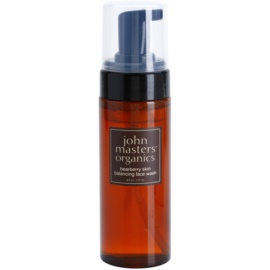 John Masters Organics Oily to Combination Skin Cleansing Foam Balancing Sebum Production  177 ml