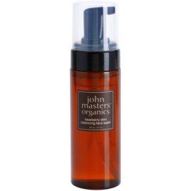 John Masters Organics Oily to Combination Skin Reinigungsschaum zur Reduktion der Talgproduktion  177 ml