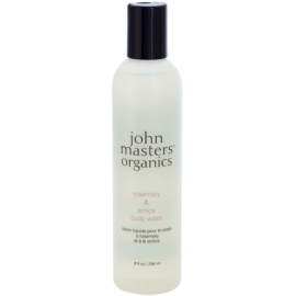 John Masters Organics Rosemary & Arnica gel de ducha con efecto energizante  236 ml