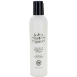 John Masters Organics Rosemary & Peppermint kondicionér pro jemné vlasy  236 ml