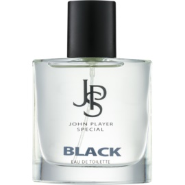 John Player Special Black Eau de Toilette für Herren 50 ml