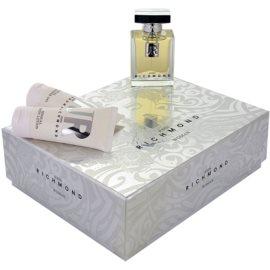 John Richmond Eau de Parfum подаръчен комплект X.  парфюмна вода 50 ml + душ гел 50 ml + мляко за тяло 50 ml