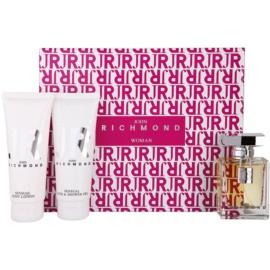 John Richmond Eau de Parfum Geschenkset V. Eau de Parfum 50 ml + Duschgel 100 ml + Körperlotion 100 ml