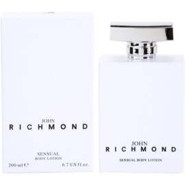 John Richmond Eau de Parfum leche corporal para mujer 200 ml