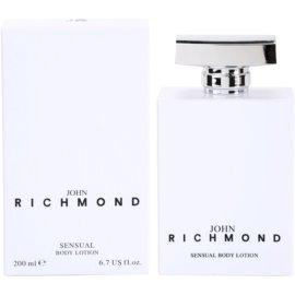 John Richmond Eau de Parfum telové mlieko pre ženy 200 ml
