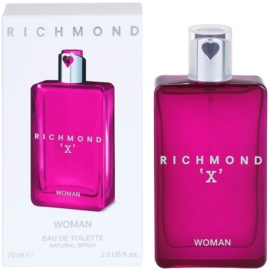 John Richmond X for Woman Eau de Toilette für Damen 75 ml